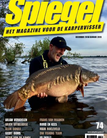 Spiegel Magazine nummer 74